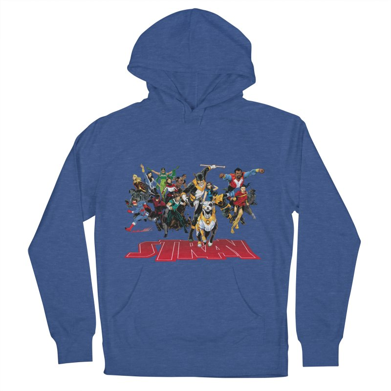 Stray - Heroes Women's Pullover Hoody by Delsante & Izaakse's STRAY Comic