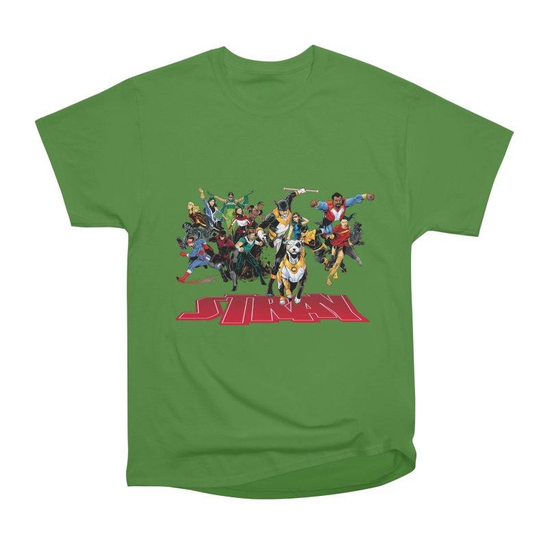 Stray - Heroes Men's Classic T-Shirt by Delsante & Izaakse's STRAY Comic