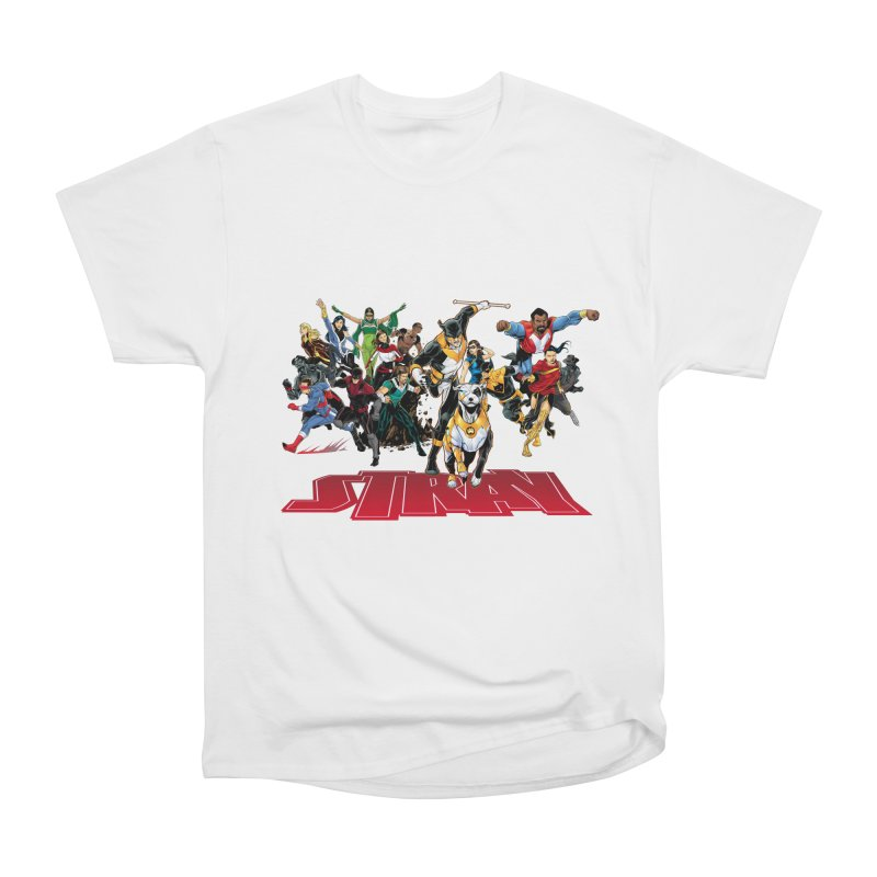 Stray - Heroes Women's Classic Unisex T-Shirt by Delsante & Izaakse's STRAY Comic