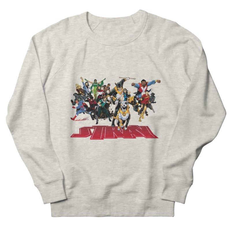 Stray - Heroes Women's Sweatshirt by Delsante & Izaakse's STRAY Comic