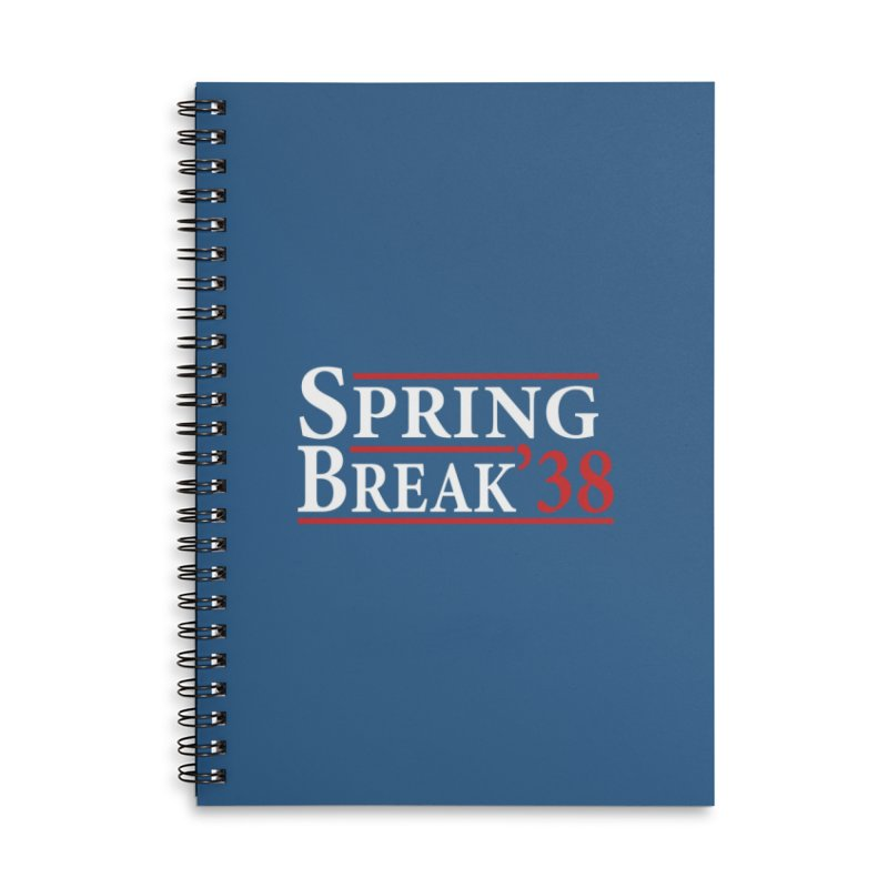 The Birth of Spring Break Accessories Notebook by StudentEscape's Goods