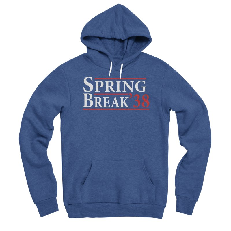 The Birth of Spring Break Men's Pullover Hoody by StudentEscape's Goods