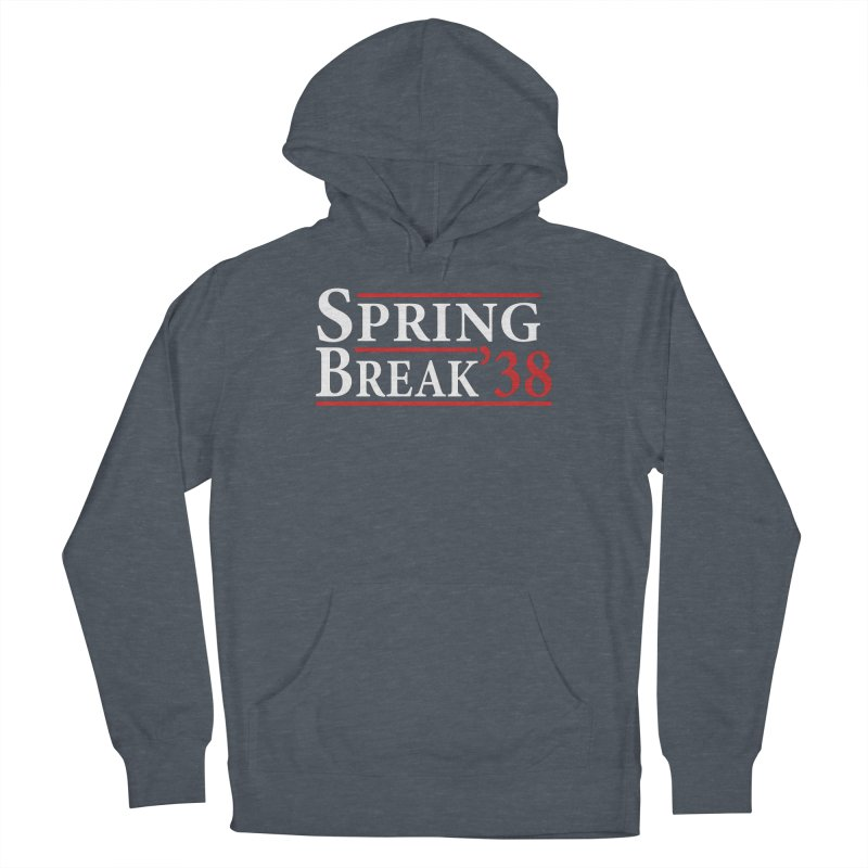 The Birth of Spring Break Women's Pullover Hoody by StudentEscape's Goods