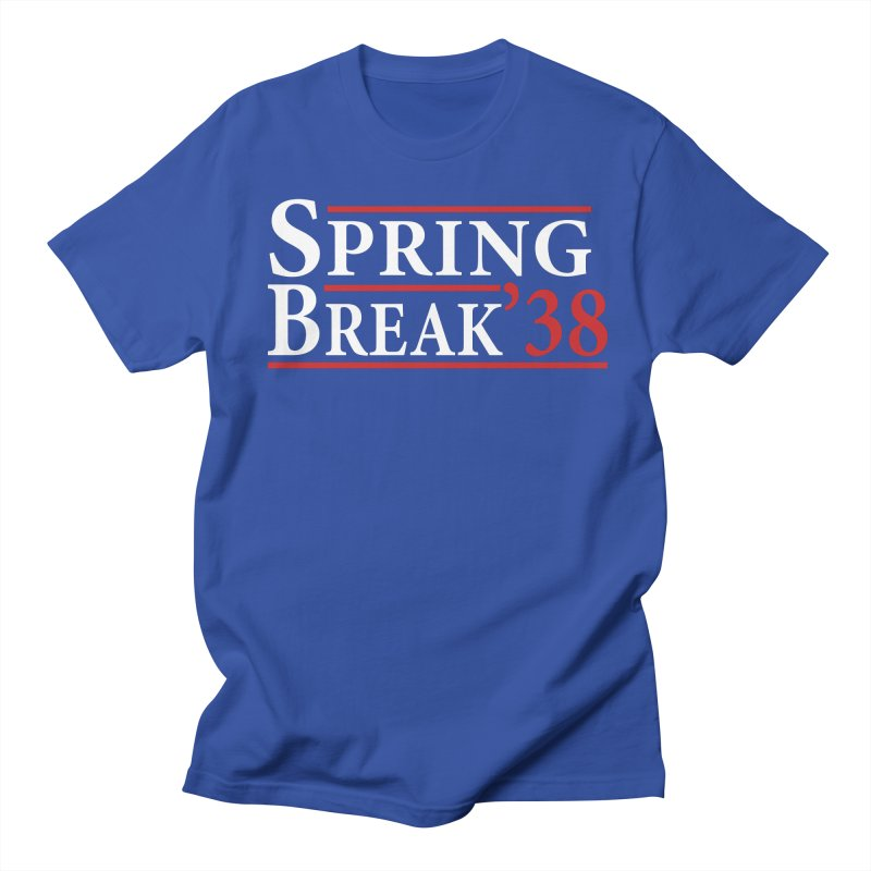 The Birth of Spring Break Men's T-Shirt by StudentEscape's Goods
