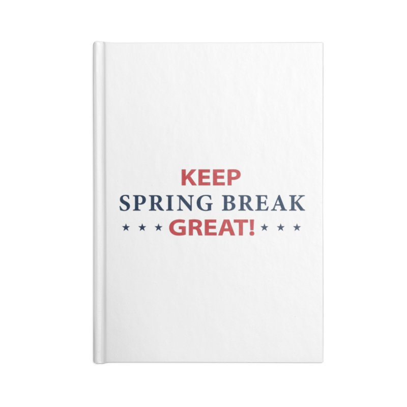 KSBG Accessories Notebook by StudentEscape's Goods