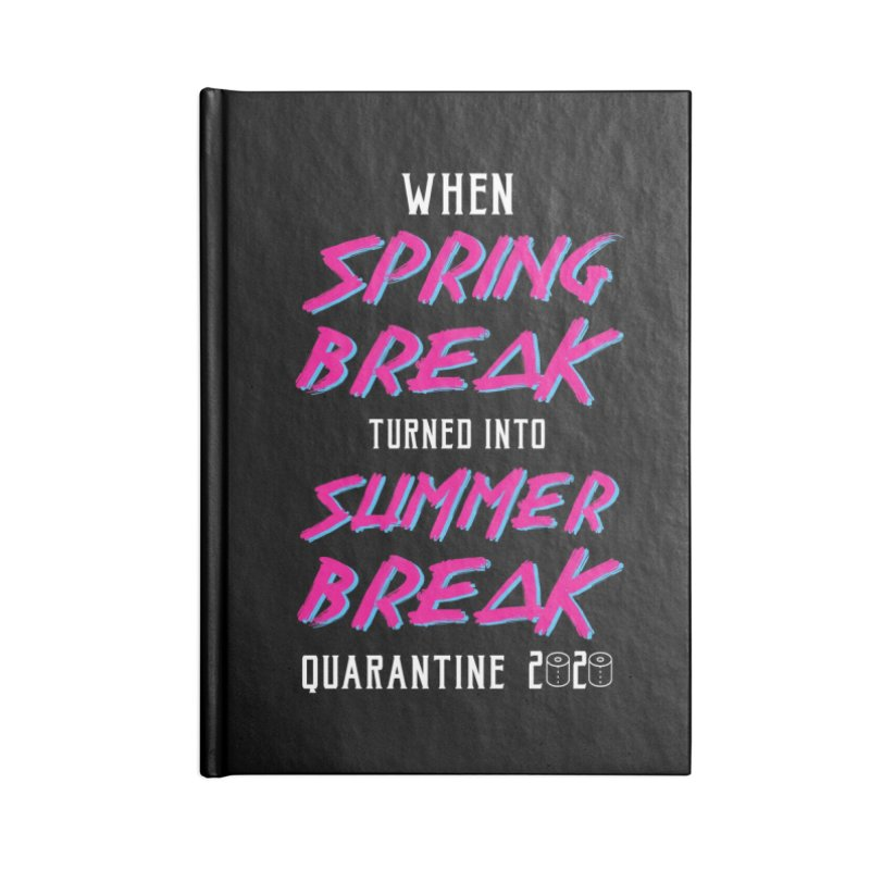 QuArAnTiNe 20 Accessories Notebook by StudentEscape's Goods