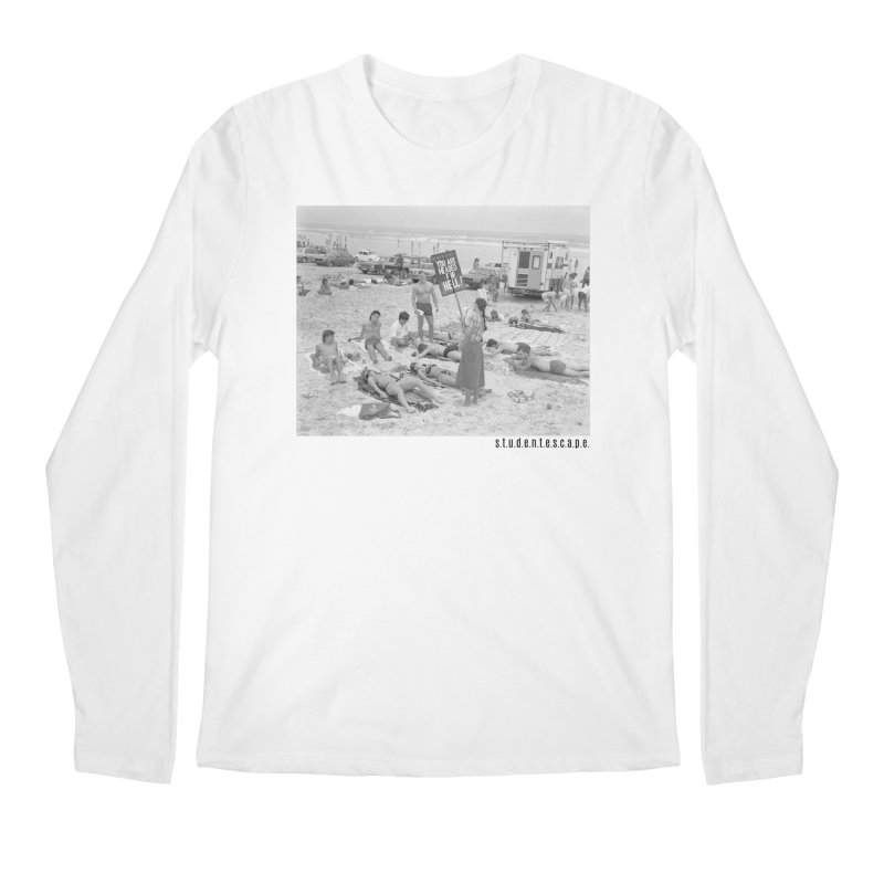 80's Finest Men's Longsleeve T-Shirt by StudentEscape's Goods