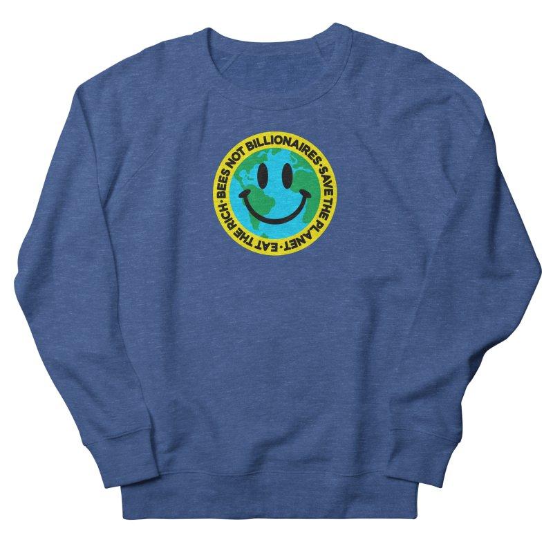 Eat The Rich Men's Sweatshirt by StudioDelme