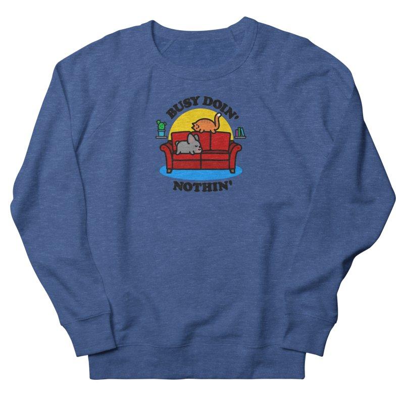 Busy Doin' Nothin' Men's Sweatshirt by StudioDelme