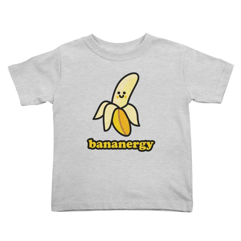 Bananergy! Kids Toddler T-Shirt by StudioDelme