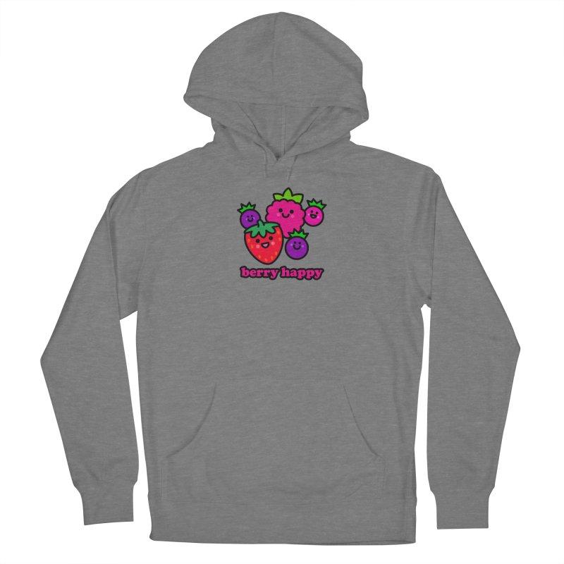 Berry Happy! Women's Pullover Hoody by StudioDelme