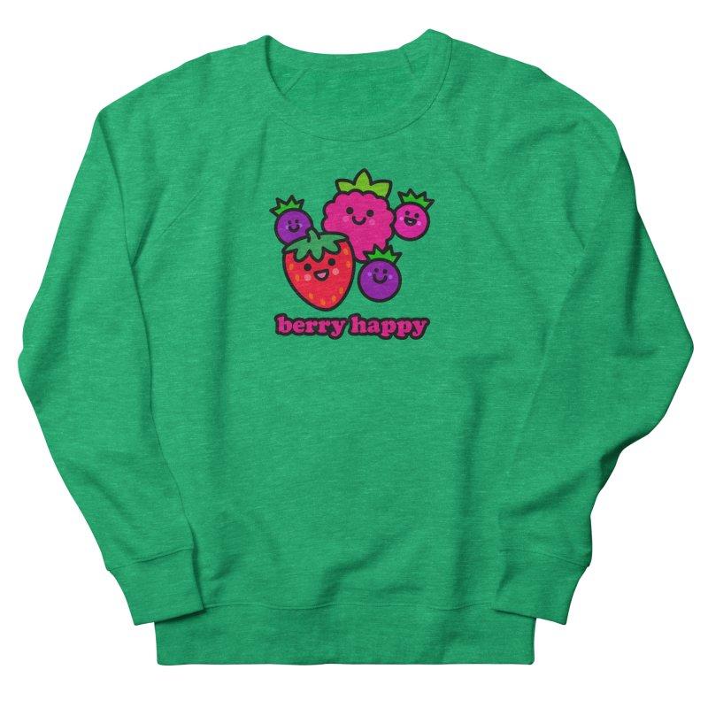 Berry Happy! Women's Sweatshirt by StudioDelme
