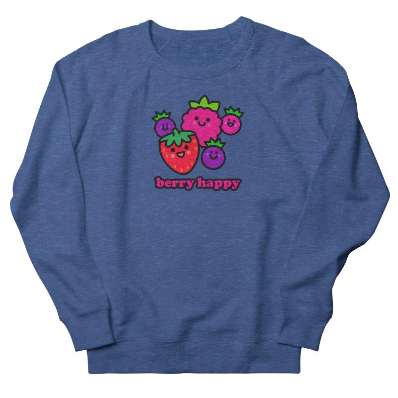 Berry Happy! Men's Sweatshirt by StudioDelme