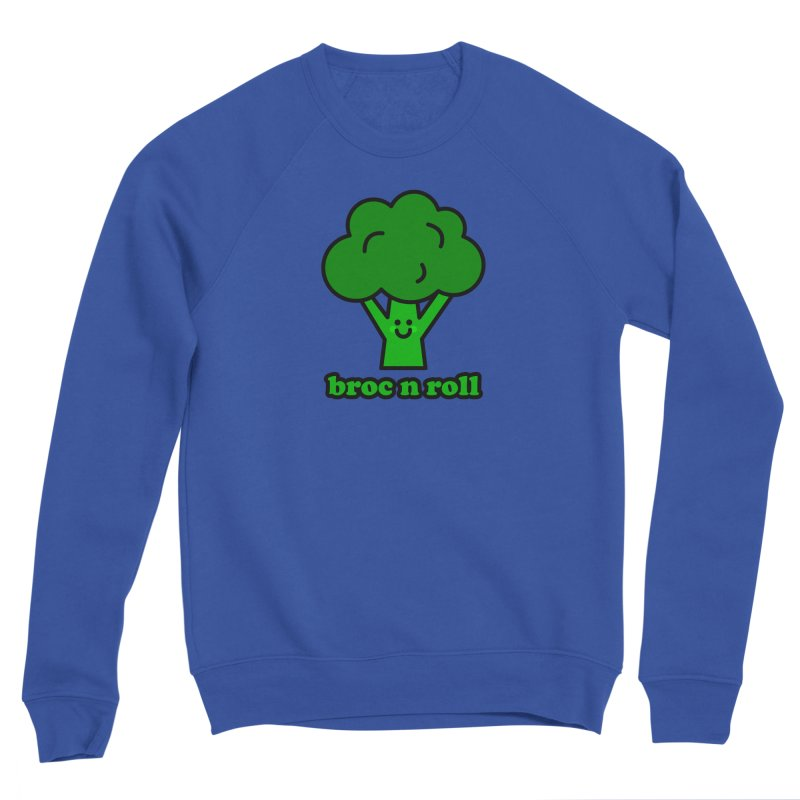 Broc n roll! Men's Sweatshirt by StudioDelme