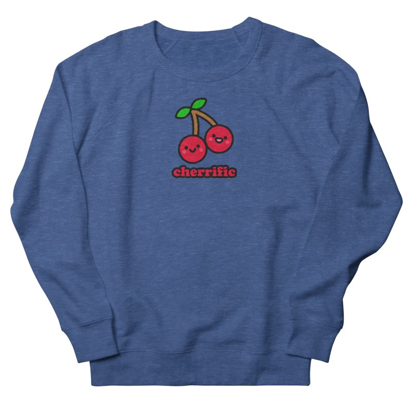 Cherrific! Men's Sweatshirt by StudioDelme