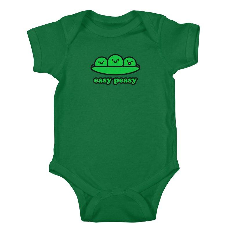Easy Peasy! Kids Baby Bodysuit by StudioDelme