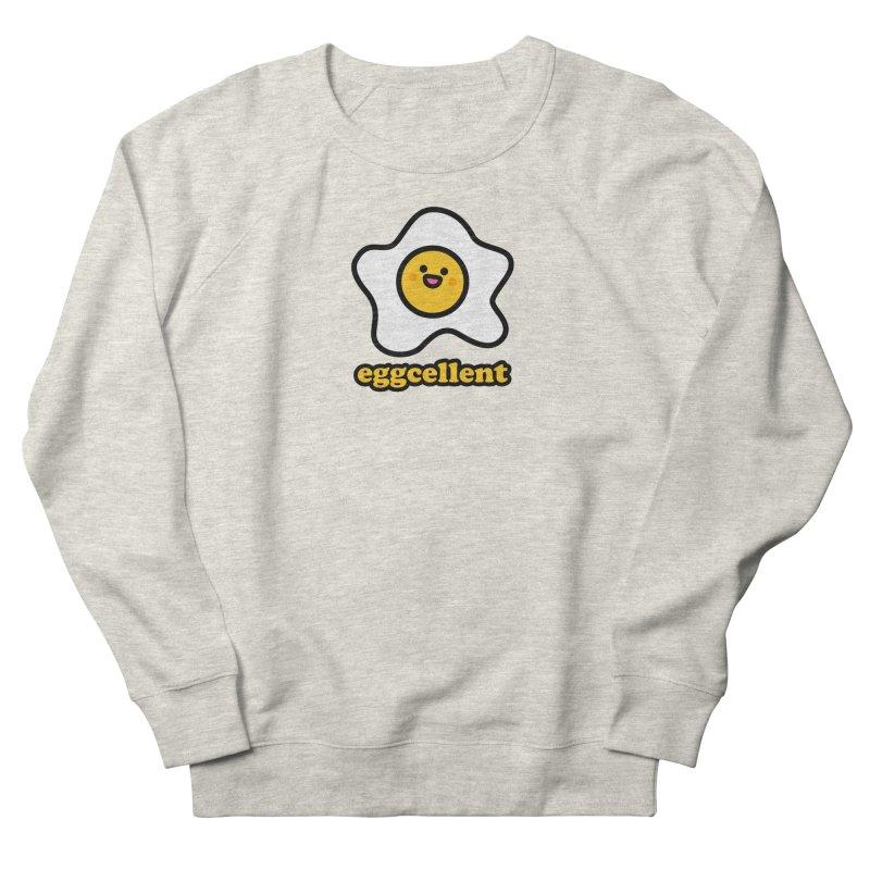 Eggcellent! Men's Sweatshirt by StudioDelme