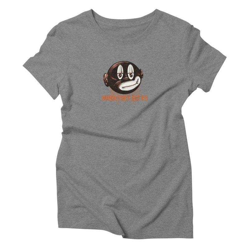 Chucktoons Crew Women's T-Shirt by StudioVexer's Artist Shop