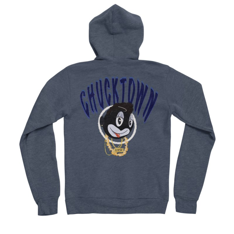 chucktown Women's Zip-Up Hoody by StudioVexer's Artist Shop