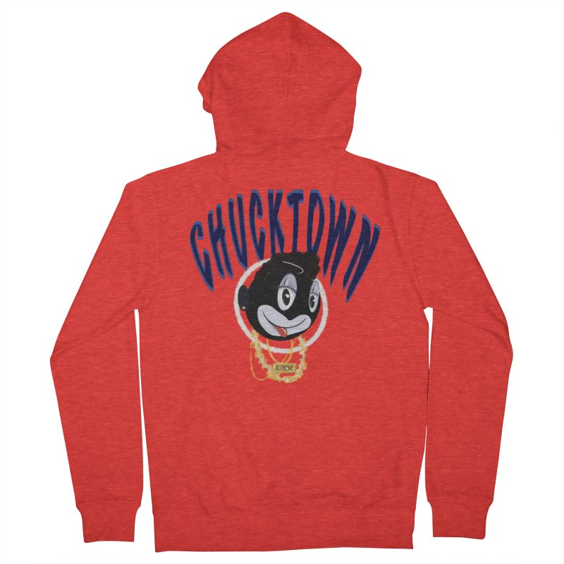 chucktown Women's Zip-Up Hoody by StudioVexer's Artist Shop