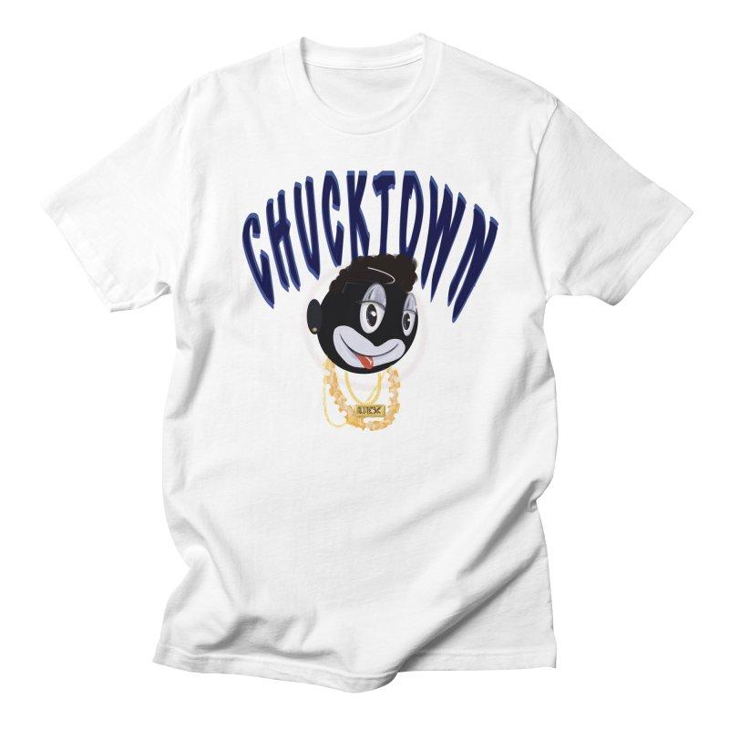 chucktown Men's T-Shirt by StudioVexer's Artist Shop