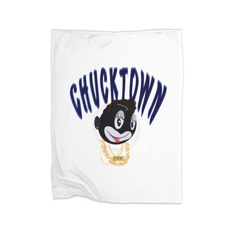 chucktown Home Blanket by StudioVexer's Artist Shop