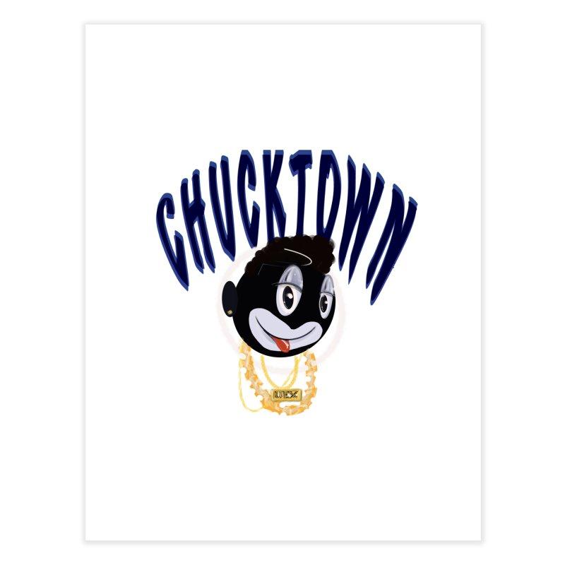 chucktown Home Fine Art Print by StudioVexer's Artist Shop