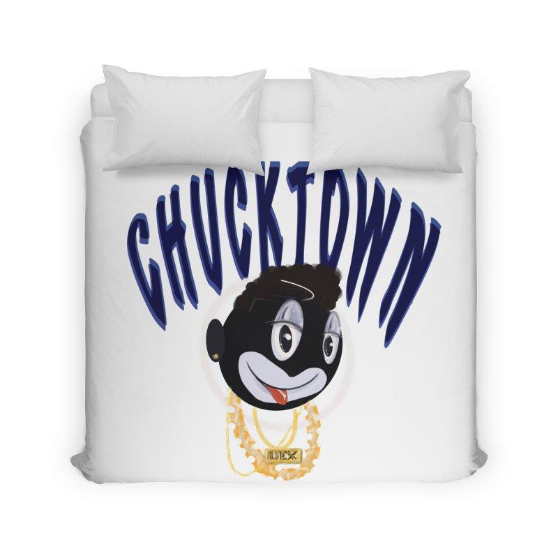 chucktown Home Duvet by StudioVexer's Artist Shop