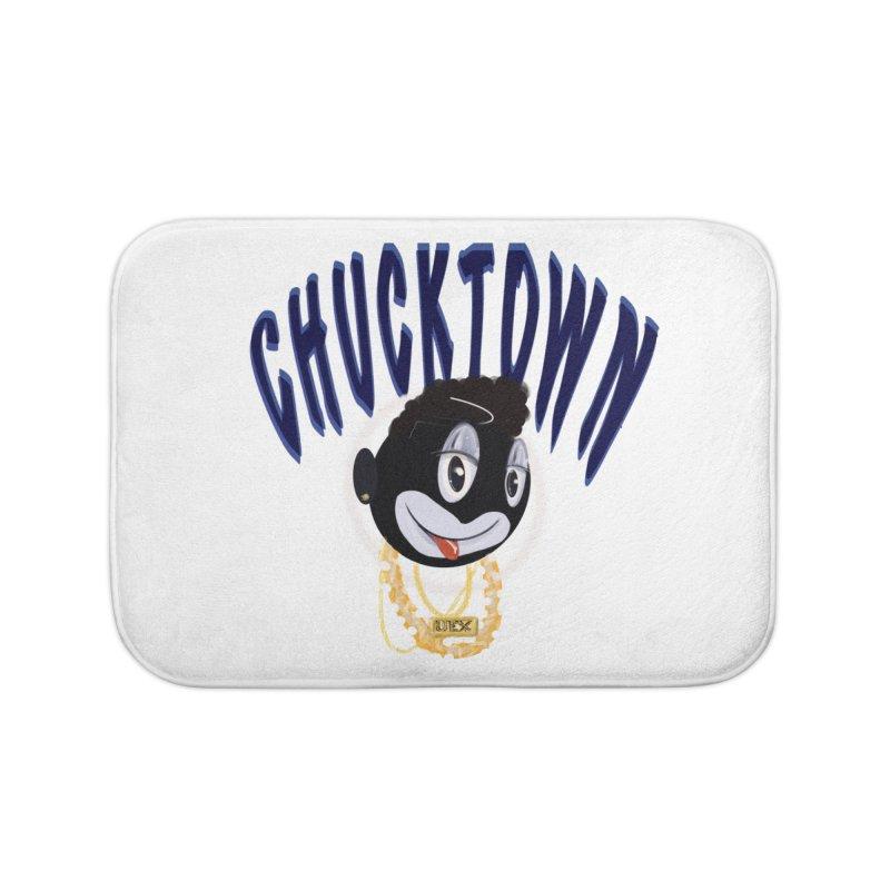 chucktown Home Bath Mat by StudioVexer's Artist Shop