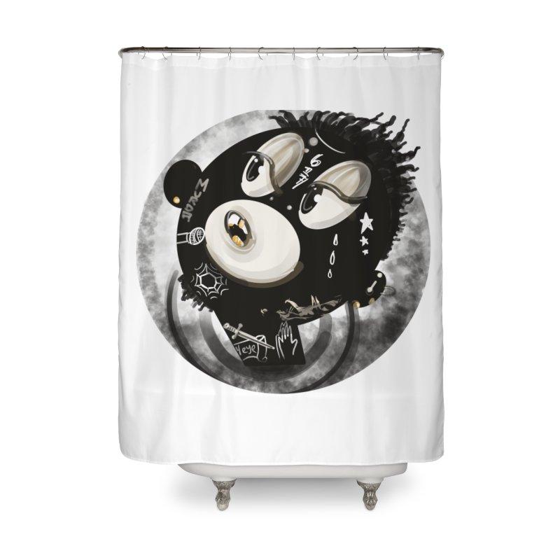 Chucktown Trap Home Shower Curtain by StudioVexer's Artist Shop