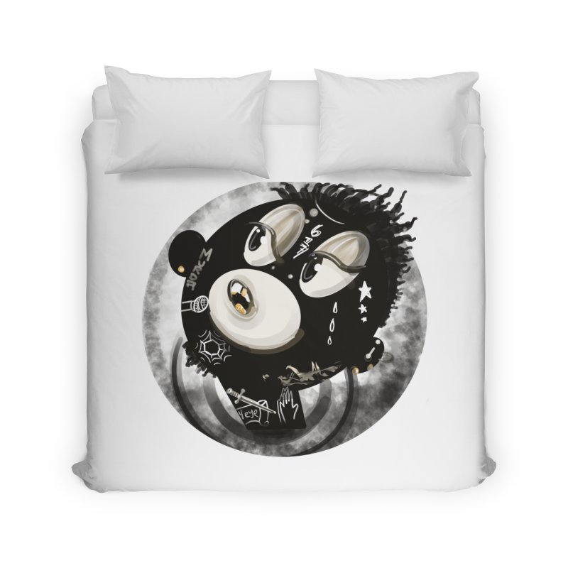 Chucktown Trap Home Duvet by StudioVexer's Artist Shop