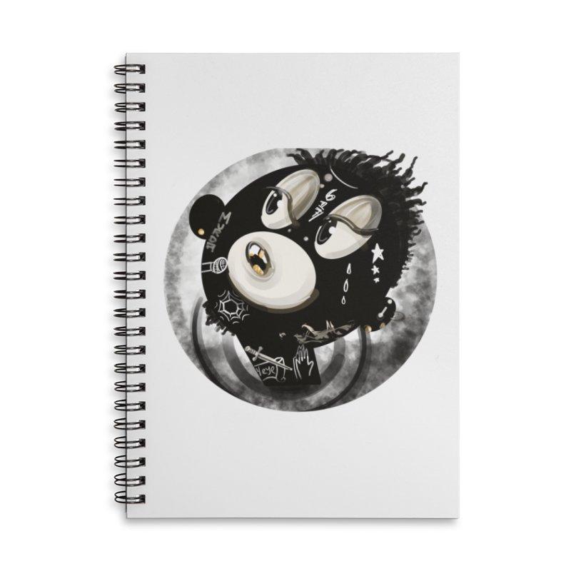 Chucktown Trap Accessories Notebook by StudioVexer's Artist Shop