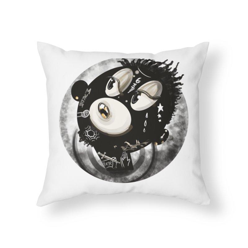 Chucktown Trap Home Throw Pillow by StudioVexer's Artist Shop