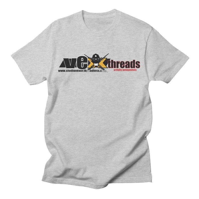 Apparel logo Men's T-Shirt by StudioVexer's Artist Shop