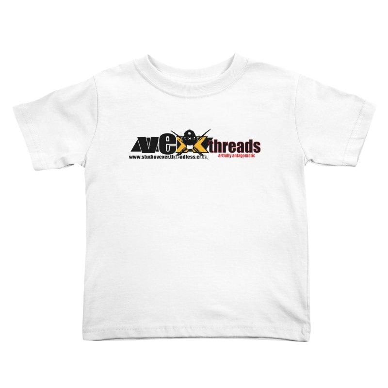 Apparel logo Kids Toddler T-Shirt by StudioVexer's Artist Shop