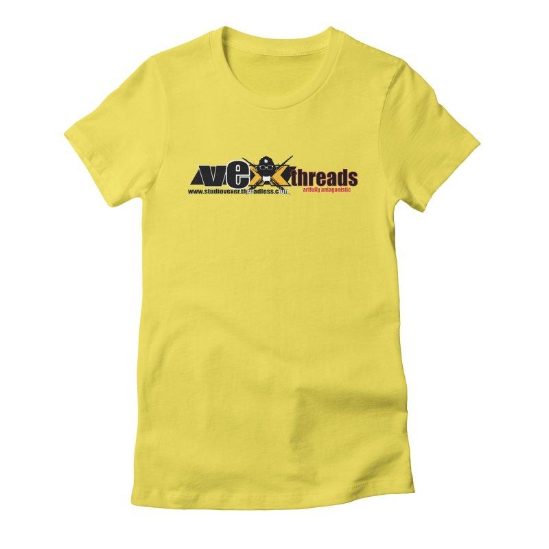 Apparel logo Women's T-Shirt by StudioVexer's Artist Shop