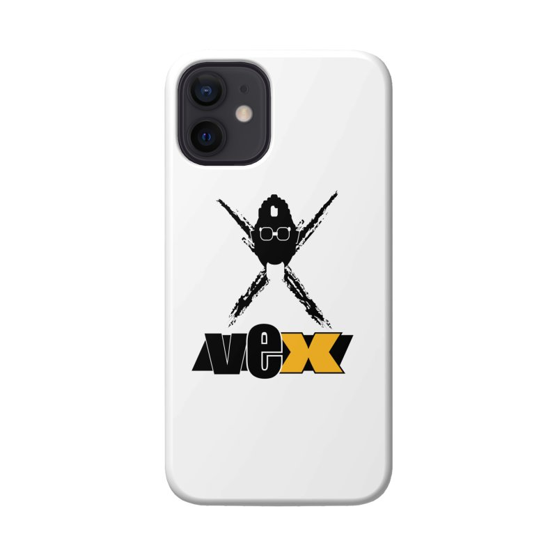 """The VEXer Imprint and """"Nickname"""" logo Accessories Phone Case by StudioVexer's Artist Shop"""