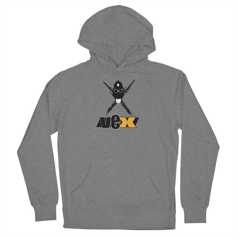 "The VEXer Imprint and ""Nickname"" logo Women's Pullover Hoody by StudioVexer's Artist Shop"
