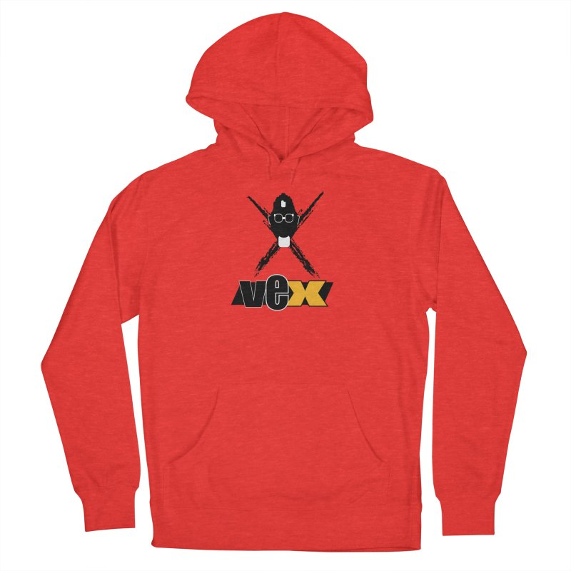 """The VEXer Imprint and """"Nickname"""" logo Women's Pullover Hoody by StudioVexer's Artist Shop"""