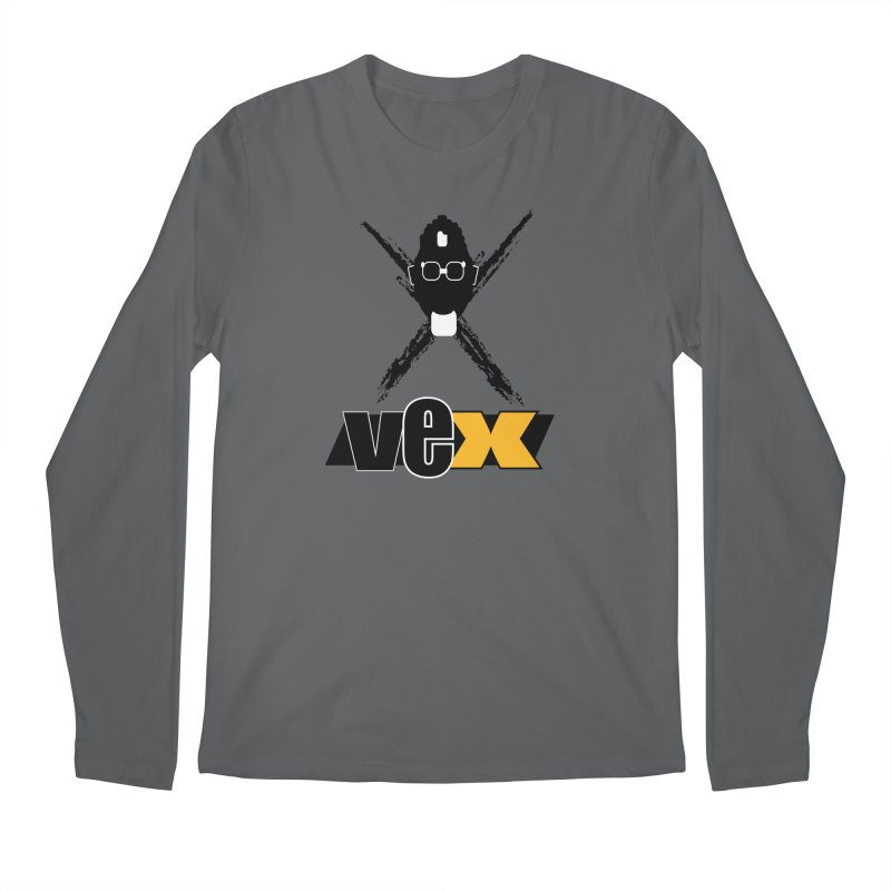 "The VEXer Imprint and ""Nickname"" logo Men's Longsleeve T-Shirt by StudioVexer's Artist Shop"