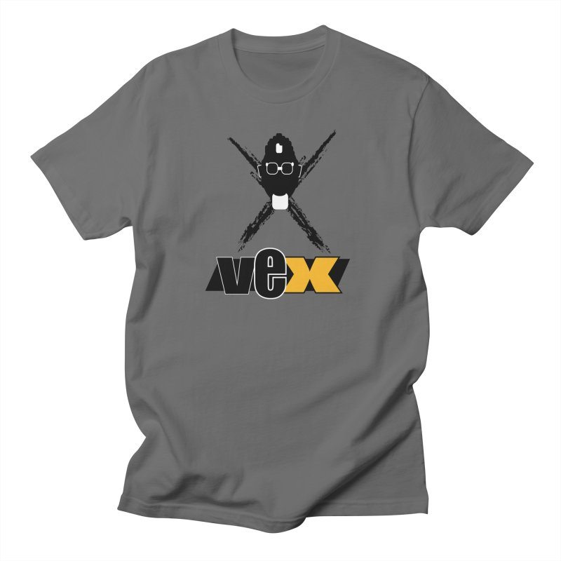 "The VEXer Imprint and ""Nickname"" logo Men's T-Shirt by StudioVexer's Artist Shop"