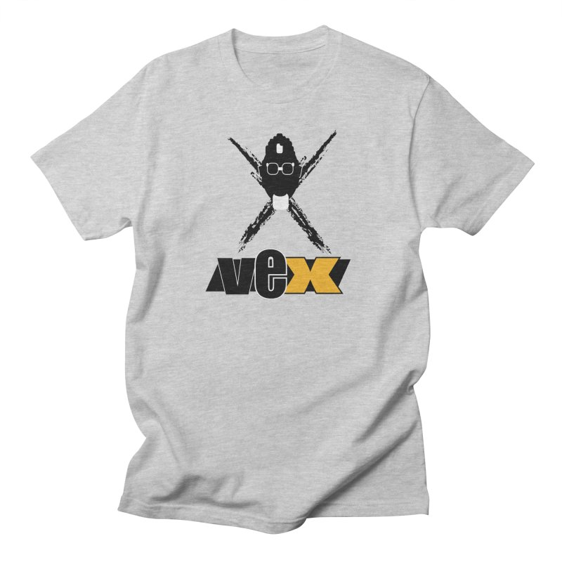 """The VEXer Imprint and """"Nickname"""" logo Men's T-Shirt by StudioVexer's Artist Shop"""