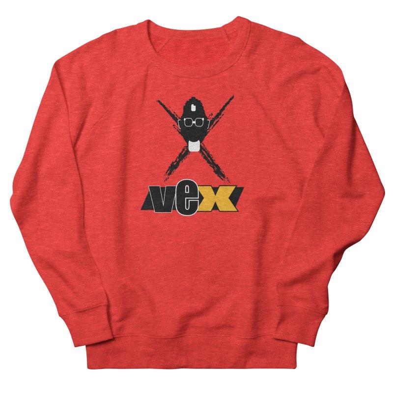 """The VEXer Imprint and """"Nickname"""" logo Men's Sweatshirt by StudioVexer's Artist Shop"""