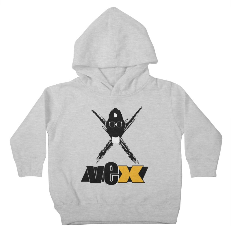 "The VEXer Imprint and ""Nickname"" logo Kids Toddler Pullover Hoody by StudioVexer's Artist Shop"
