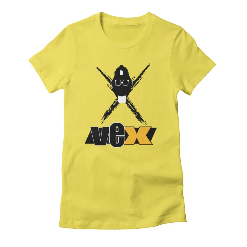 """The VEXer Imprint and """"Nickname"""" logo Women's T-Shirt by StudioVexer's Artist Shop"""