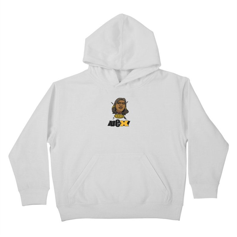 Alert VexFace design Kids Pullover Hoody by StudioVexer's Artist Shop