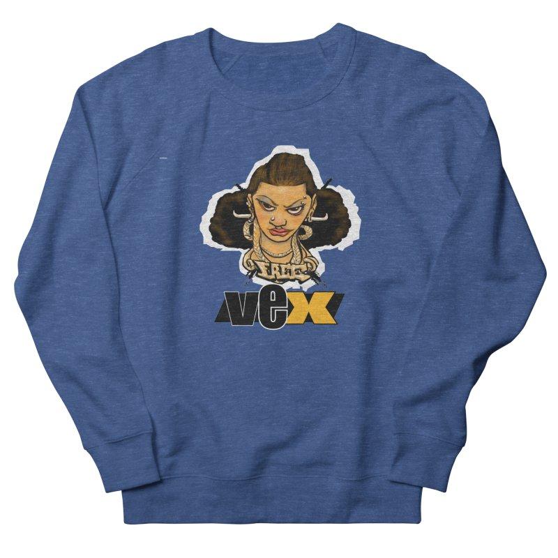 Free VexFace design Women's Sweatshirt by StudioVexer's Artist Shop