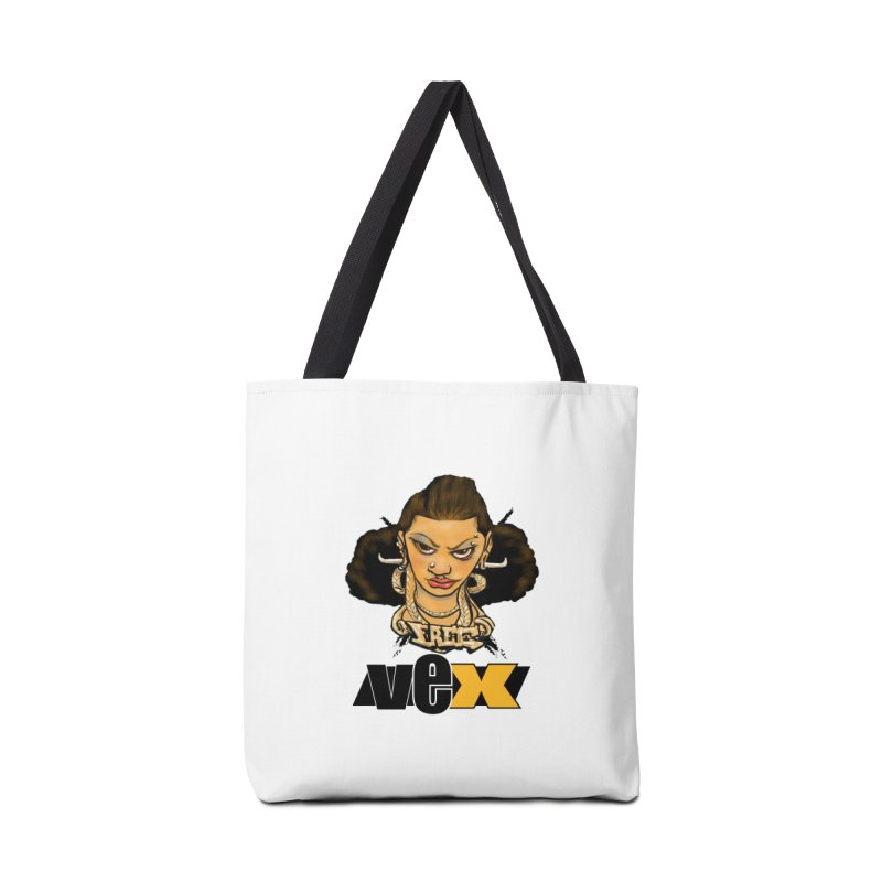 Free VexFace design Accessories Bag by StudioVexer's Artist Shop