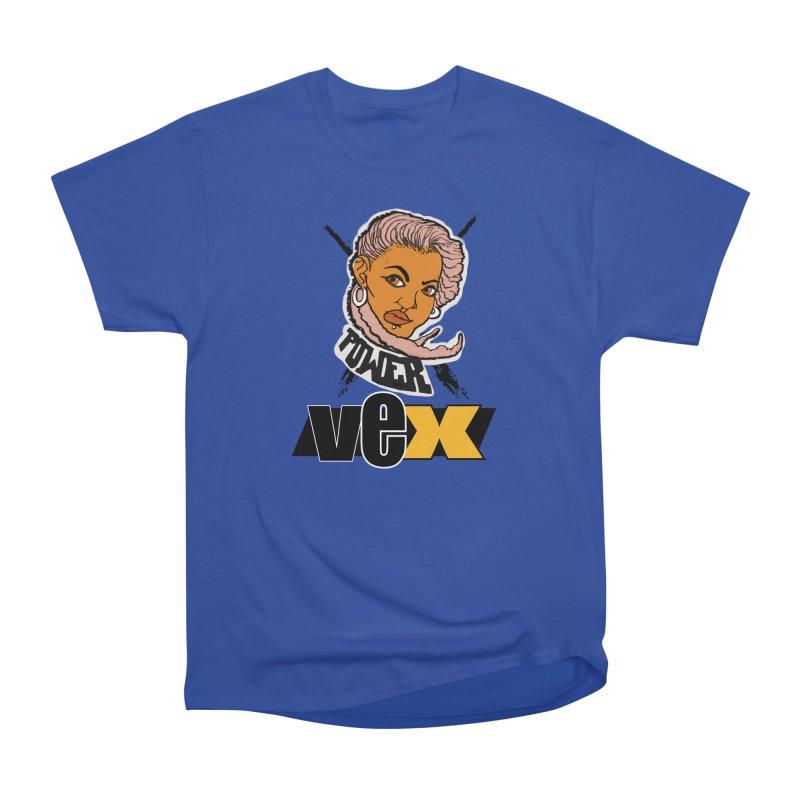 Power Vex Face design Women's T-Shirt by StudioVexer's Artist Shop