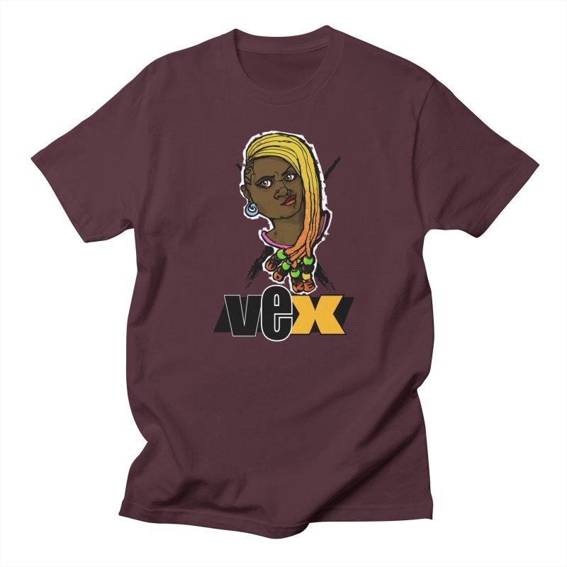 Woke Vex Face design Women's T-Shirt by StudioVexer's Artist Shop
